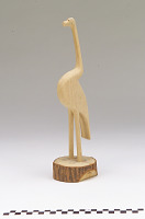 thumbnail for Image 1 - Flamingo figure