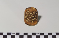 thumbnail for Image 1 - Brooch/Pin with owl design