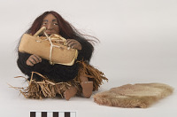thumbnail for Image 1 - Chinook woman with baby