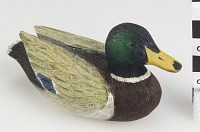 thumbnail for Image 1 - Male mallard duck figure