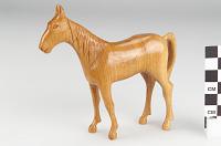 thumbnail for Image 1 - Horse figure