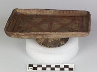 thumbnail for Image 2 - Pedestal plate