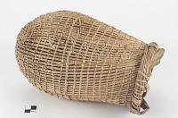 thumbnail for Image 1 - Burden basket with burden strap/tumpline