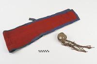 thumbnail for Image 3 - Breechcloth and sash/belt