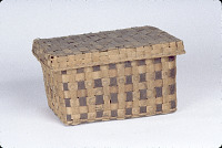thumbnail for Image 3 - Basket with cover