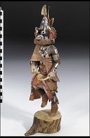 thumbnail for Image 1 - Warrior Twin kachina