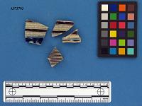 view Rhenish stoneware sherds digital asset number 1