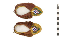 view Pair of Small Moccasins digital asset number 1