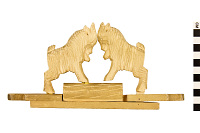 view Wooden Goat Toy digital asset number 1