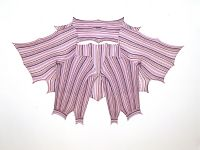 view Pink Striped Shirt digital asset number 1