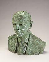 view T.S. Eliot, Portrait of digital asset number 1