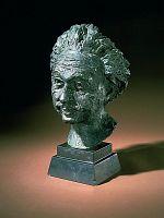 view Albert Einstein, Portrait of digital asset number 1