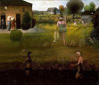 view Bathers in a Landscape digital asset number 1