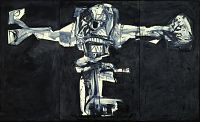 view Crucifixion (Triptych) digital asset number 1