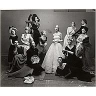 view Twelve Most Photographed Models, NY, 1947 digital asset number 1