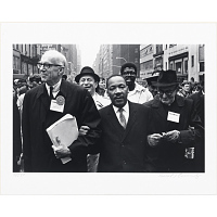 view Martin Luther King, Jr. and Benjamin Spock digital asset number 1