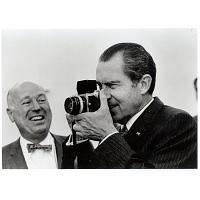 view George Tames and Richard Nixon digital asset number 1