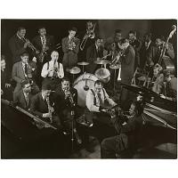 view Duke Ellington, Dizzie Gillespie, Buck Clayton and Max Kaminsky digital asset number 1