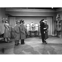 view Lucille Ball, Desi Arnaz and William Frawley digital asset number 1