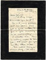 thumbnail image for Alfred Joseph Frueh to Giuliette Fanciulli