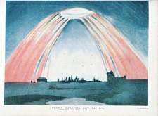 Aurora Guilford. Oct 24 1870. From a water colour drawing.