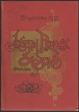 Joseph Breck & Sons, Established 1822.