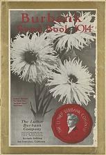 Burbank Seed Book 1914.