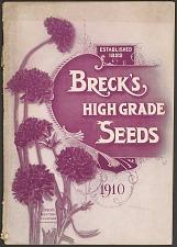 Breck's High Grade Seeds,