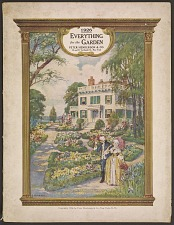 Hamilton Grange New York City. The Home and Garden of Alexander Hamilton. Everything for the Garden, 1926. Peter Henderson & Co.