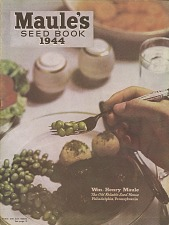 Maule's Seed Book, 1944.