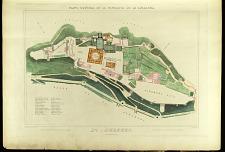 Plano General de la fortaleza de la Alhambra.