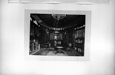 Mrs. D. N. Spooner's Dining-Room.