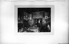 Mr. E. E. Chase's Dining-Room.