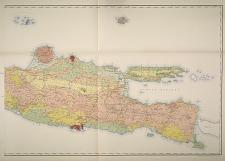 Geologische Kaart van Java en Madoera