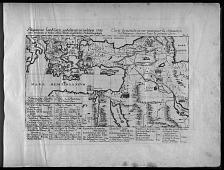 Carte Generale pour marquer la Situation des batimens contenus dans ce premier Livre.