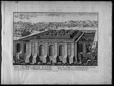 Vüe du Temple de Salomon ...