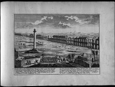 Les ruines du grand aqueduc de Carthage…. The ruins of the aqueduct of Carthage. Engravings from the first comparative history of world architecture.