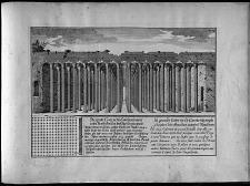 La grande cisterne de Constantinople ...