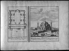 Le grand et magnifique temple de Sainte Sophie. Plan du Temple de Sainte Sophie.