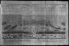 Veue et perspective du Chateau et Jardin de Schönbrun ...