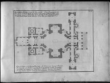 Plan de l'Eglise de St. Charles Borromeé