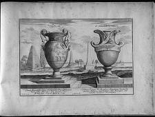 Deux vases de Porphyre Egyptiens ...