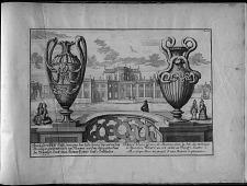 Deux Vases Grecs de Marbre dans la Sale des antiques à Munchen ...