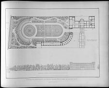 Entwurf fur einen pallast des Prinzen Wilhelm konigl. Hoheit am pariser platz.