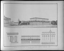 Entwurf für einen pallast des Prinzen Wilhelm konigl. Hoheit am opernplatz.