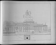 Entwurf für ein denkmal König Friedrich des Grossen.