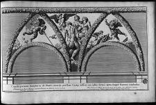 Cupido paenam sumpturus de Matris iniuriis, puellam Gratiis indicat, iam ipsius formá captus, suaque flammâ combustus.