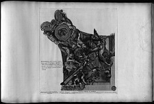 Monocromata atque ornamenta, in quatuor fornicis angulis heroicas imagines ... Barberinae Domus ...
