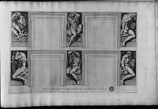 Captiui, qui in utraque Porticus fronte Persie atque Andromedes tabulas ...