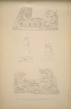 Altar O (Page 58) drawn from a plaster cast in the South Kensington Museum.